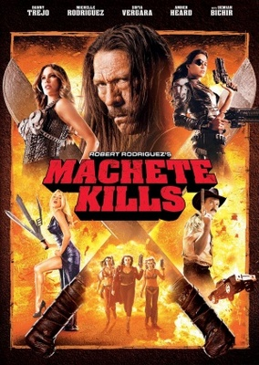 Machete Kills movie poster (2013) poster MOV_9f764bb4