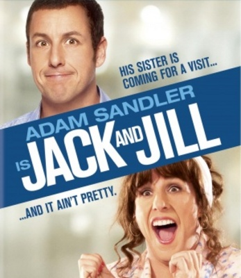 Jack and Jill movie poster (2011) poster MOV_9f7899d4