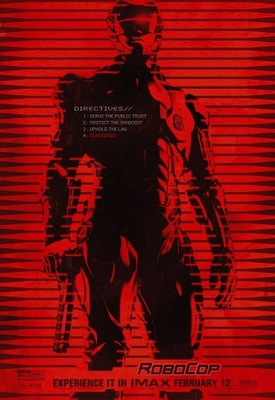 RoboCop movie poster (2014) poster MOV_9f7b4511