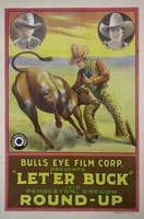 Let 'er Buck movie poster (1925) picture MOV_9f85ced6