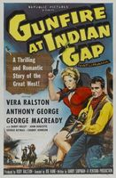 Gunfire at Indian Gap movie poster (1957) picture MOV_9f9565a7