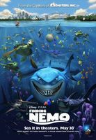 Finding Nemo movie poster (2003) picture MOV_9f95e4e3