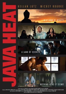 Java Heat movie poster (2013) poster MOV_9f9fe9af