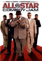 All Star Comedy Jam movie poster (2009) picture MOV_9fa57ff7