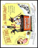 Advance to the Rear movie poster (1964) picture MOV_961b2f37