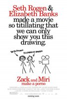 Zack and Miri Make a Porno movie poster (2008) picture MOV_9fb2902f