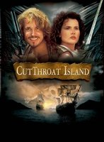 Cutthroat Island movie poster (1995) picture MOV_9fb3478b