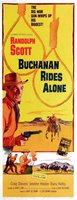 Buchanan Rides Alone movie poster (1958) picture MOV_9fb6c92a