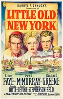 Little Old New York movie poster (1940) picture MOV_9fb752f5