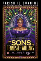 The Sons of Tennessee Williams movie poster (2010) picture MOV_9fbf6e44