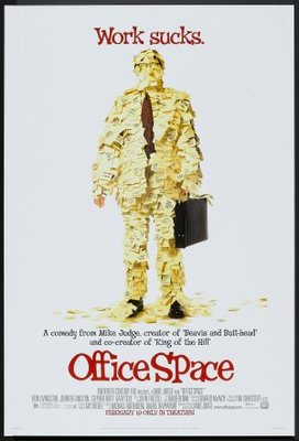 Office Space movie poster (1999) poster MOV_9fc211f5