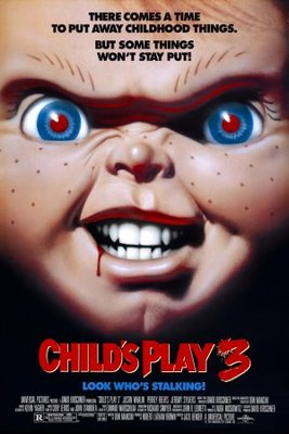 Child's Play 3 movie poster (1991) poster MOV_9fcd4808