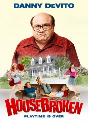 Housebroken movie poster (2013) poster MOV_9fd48e54