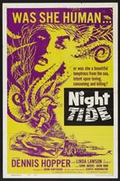 Night Tide movie poster (1961) picture MOV_9fd6481e