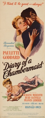 The Diary of a Chambermaid movie poster (1946) poster MOV_9fe339c1