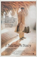 A Soldier's Story movie poster (1984) picture MOV_9fe7334b