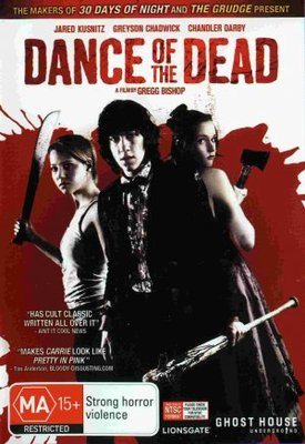 Dance of the Dead movie poster (2008) poster MOV_9fec293a