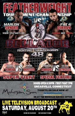 Bellator Fighting Championships movie poster (2009) poster MOV_9fee636e