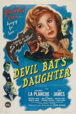 Devil Bat's Daughter movie poster (1946) poster MOV_9fefb7fc