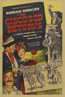 The Cisco Kid Returns movie poster (1945) picture MOV_9ff35988