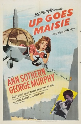 Up Goes Maisie movie poster (1946) poster MOV_9ff4168a