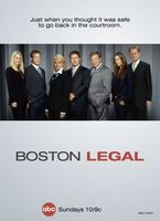 Boston Legal movie poster (2004) picture MOV_9ff6c6c9
