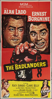 The Badlanders movie poster (1958) picture MOV_9wsuadxi