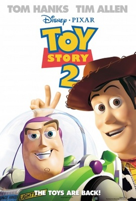 Toy Story 2 movie poster (1999) poster MOV_a009978e