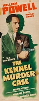 The Kennel Murder Case movie poster (1933) picture MOV_a00e4aaf