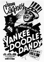 Yankee Doodle Dandy movie poster (1942) picture MOV_a00f1229
