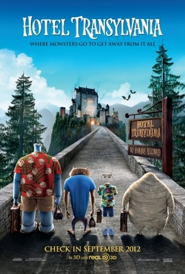 Hotel Transylvania movie poster (2012) poster MOV_a014000a