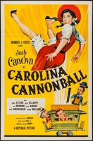 Carolina Cannonball movie poster (1955) picture MOV_a01fcb6c