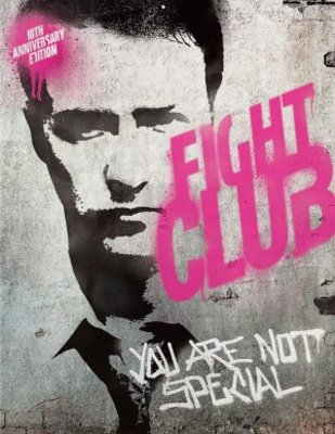 Fight Club movie poster (1999) poster MOV_a029b43f