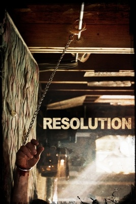 Resolution movie poster (2012) poster MOV_a02df5ce
