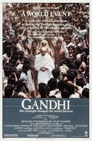 Gandhi movie poster (1982) picture MOV_a0332f8b