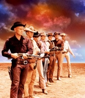 The Magnificent Seven movie poster (1960) picture MOV_a0356450