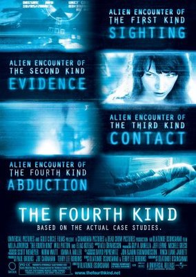 The Fourth Kind movie poster (2009) poster MOV_a0386f1f