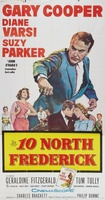 Ten North Frederick movie poster (1958) picture MOV_a039562a