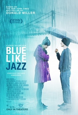 Blue Like Jazz movie poster (2012) poster MOV_a03d7d9c