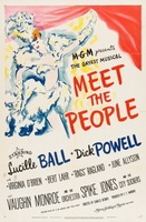 Meet the People movie poster (1944) picture MOV_a03f6e44