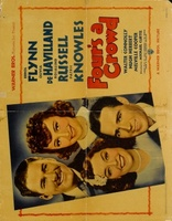 Four's a Crowd movie poster (1938) picture MOV_a03fa2b6