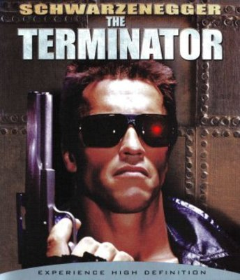 The Terminator movie poster (1984) poster MOV_a0491ee6