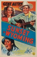 Sunset in Wyoming movie poster (1941) picture MOV_a04aec0f