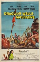 Dragoon Wells Massacre movie poster (1957) picture MOV_a05327eb
