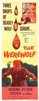 The Werewolf movie poster (1956) picture MOV_a0541d2f
