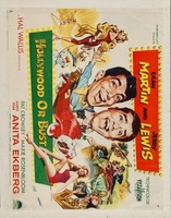 Hollywood or Bust movie poster (1956) picture MOV_a0547e5d