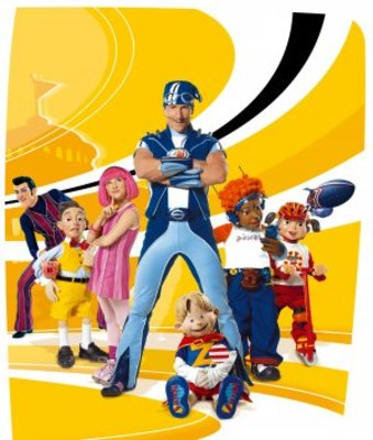 LazyTown movie poster (2004) poster MOV_a05b49b3