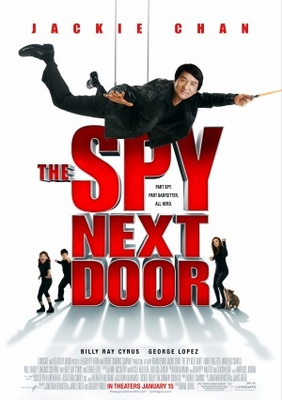 The Spy Next Door movie poster (2010) poster MOV_a0631f30