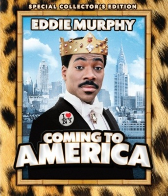 Coming To America movie poster (1988) poster MOV_a067c870