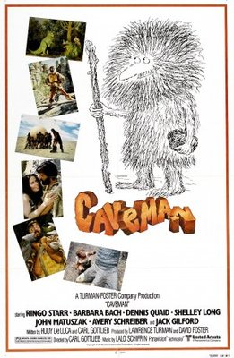Caveman movie poster (1981) poster MOV_a07349d4